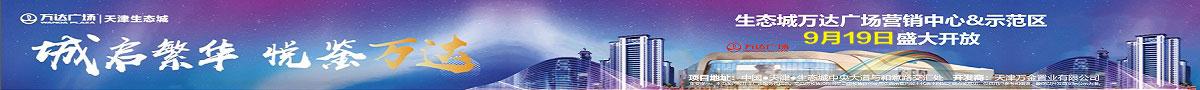 天津生态城万达广场